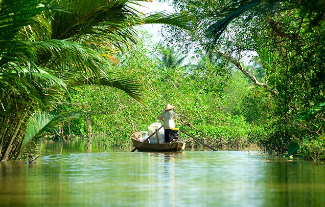 Day 8: Mekong Delta Cruise