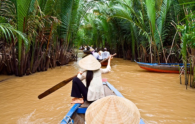 DAY 3: THE MEKONG DELTA