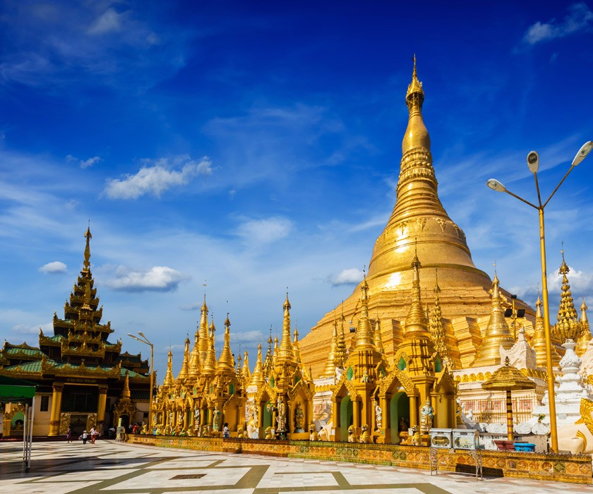 Yangon Highlights tour