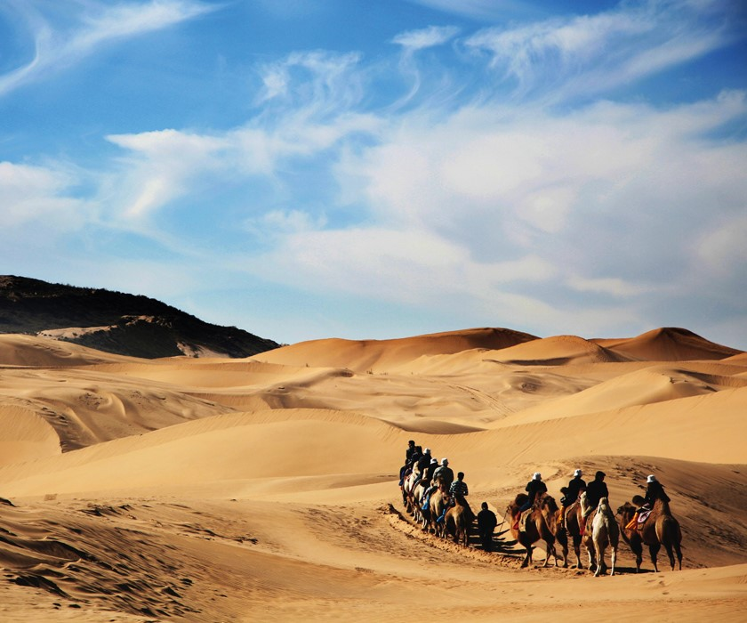Classic Gobi Short Stay Tour