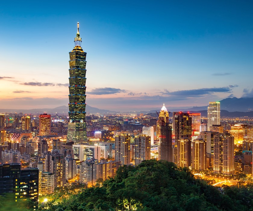 Taipei City Stay Tour