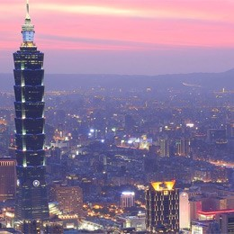 Taipei City Stay