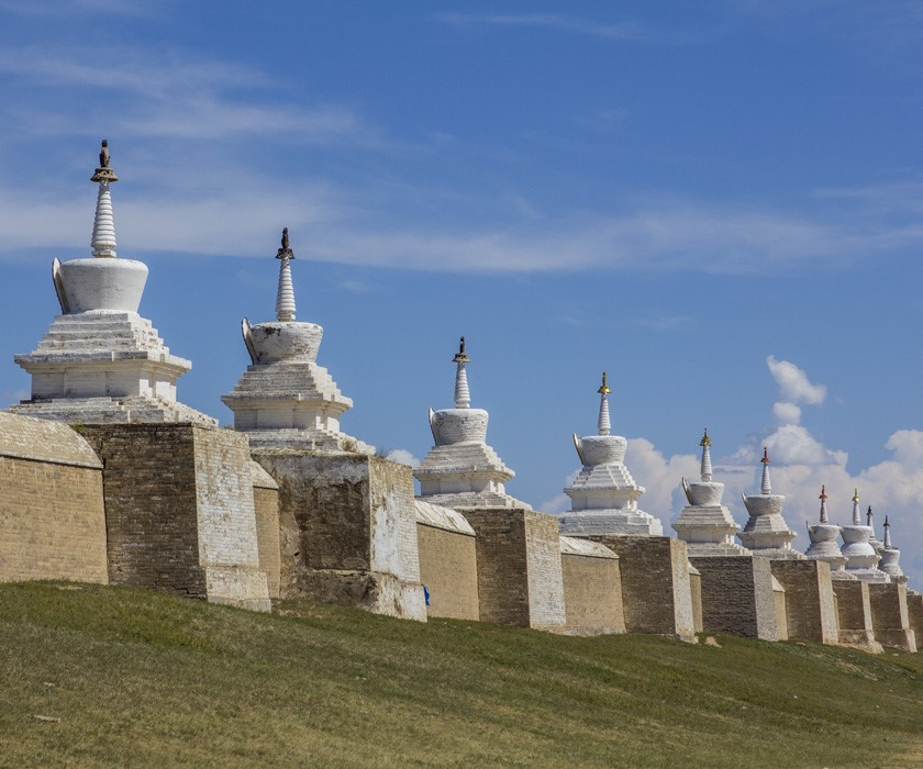 Mongolian Monks & Monasteries tour