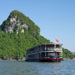 Halong Bay & Red River