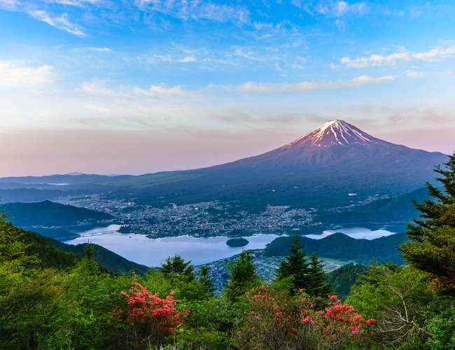 09-Jan-18: Japan is the travel dream!