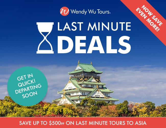 15-AUG-18: Save up to $500pp with Last Minute Deals