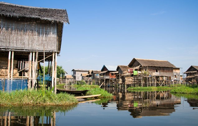 Day 2 - Cruise Inle Lake