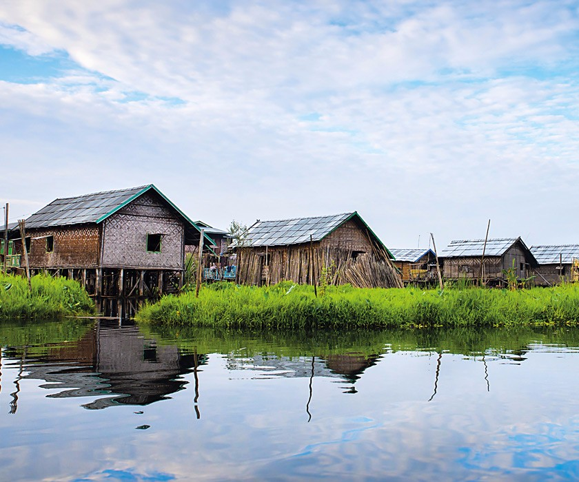 Inle Lake Short Stay tour