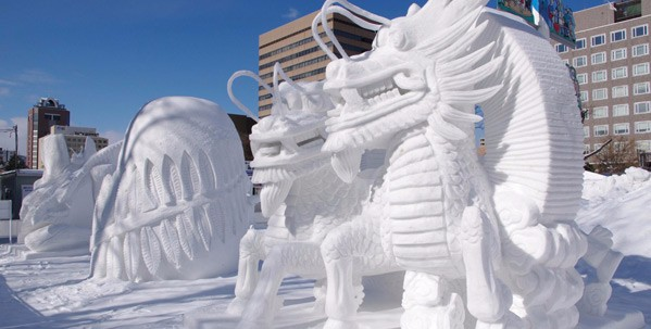 Sapporo Snow and Ice Festival