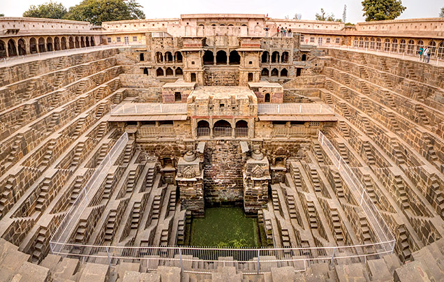 DAY 6: BUNDI'S STEPWELLS