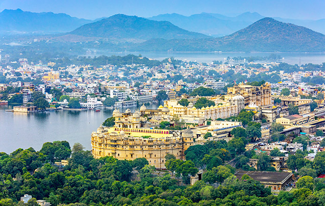 Day 10: Udaipur city tour