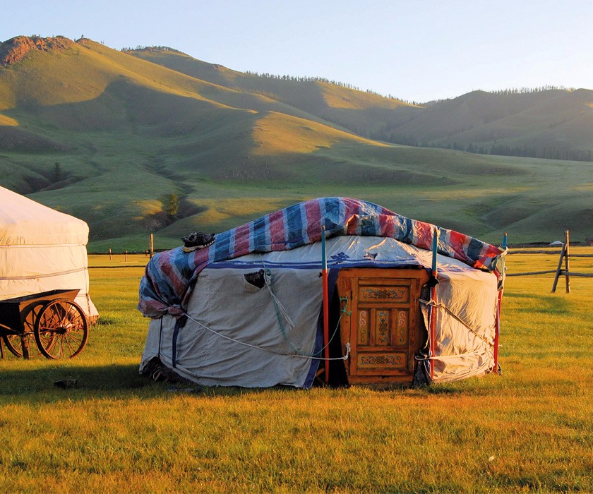 Trans Mongolian Journey Tour