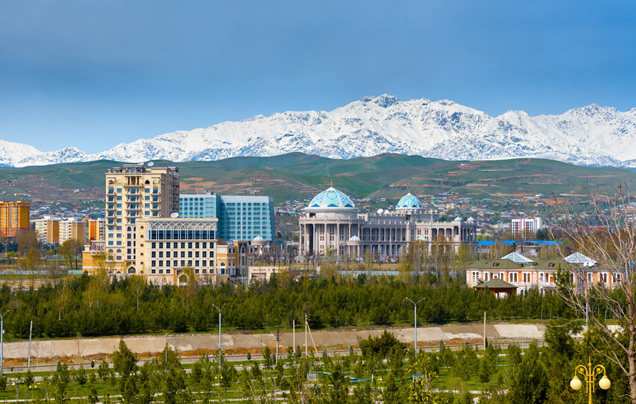 Day 19: Dushanbe to Almaty