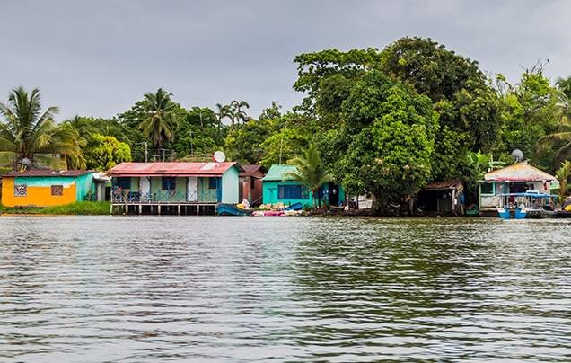 DAY 3: TRAVEL TO TORTUGUERO VILLAGE