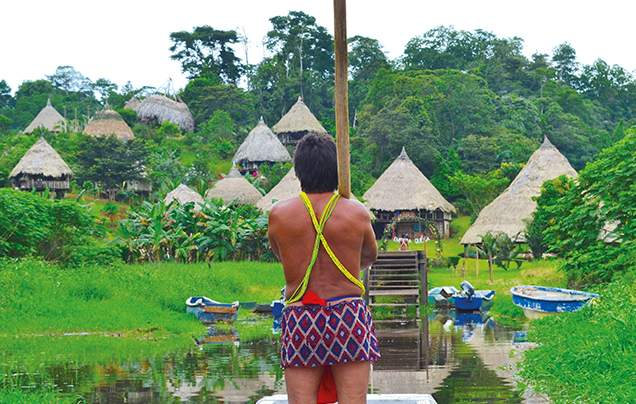 DAY 10: EMBERA TRIBE