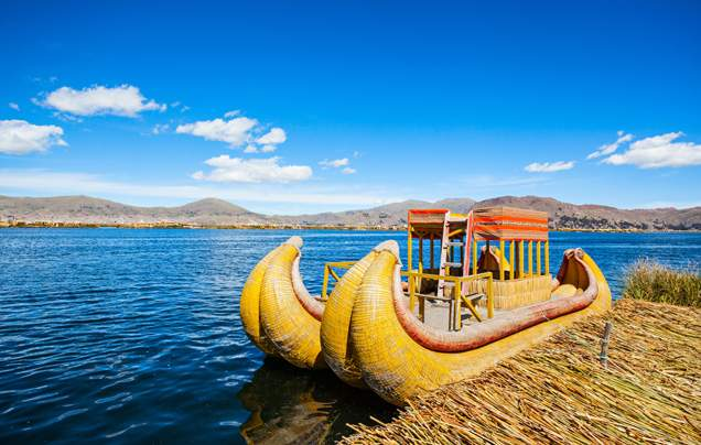 Day 9: Lake Titicaca