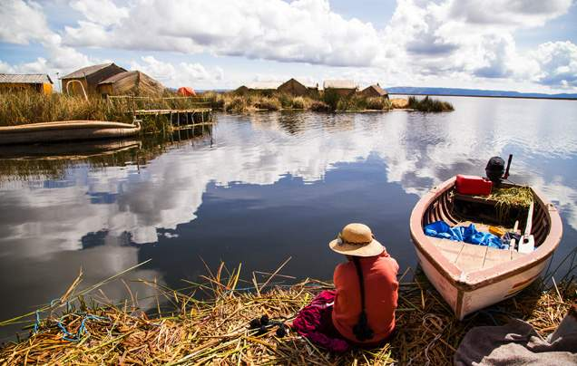 DAY 4: TRAVEL TO LAKE TITICACA
