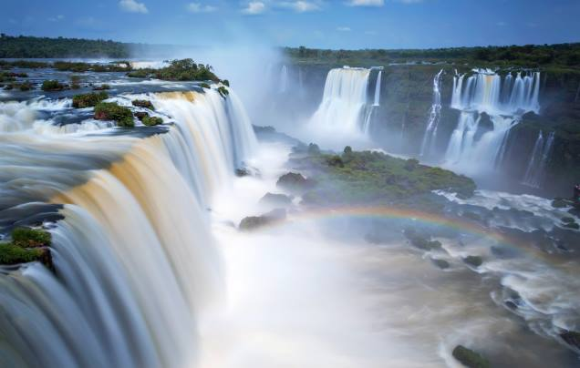 DAY 10: FLY TO IGUAZU