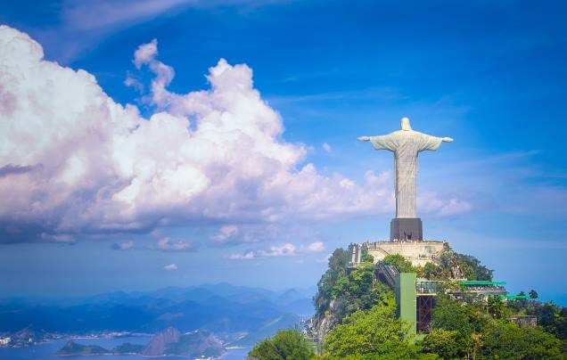 DAY 8: CHRIST THE REDEEMER