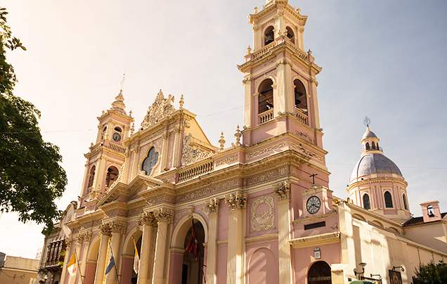 DAY 4: TRAVEL TO SALTA