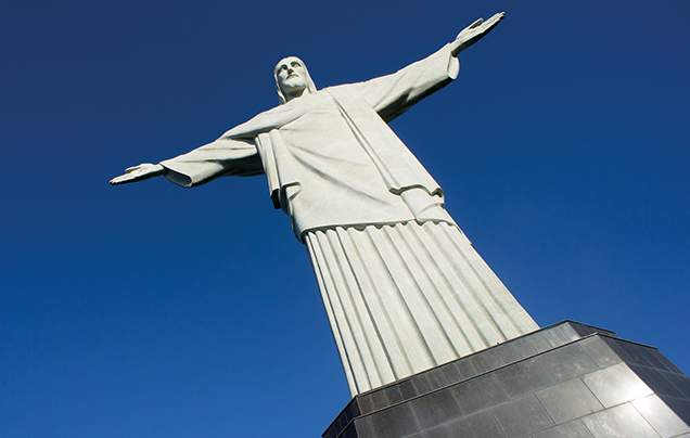 DAY 12: CHRIST THE REDEEMER