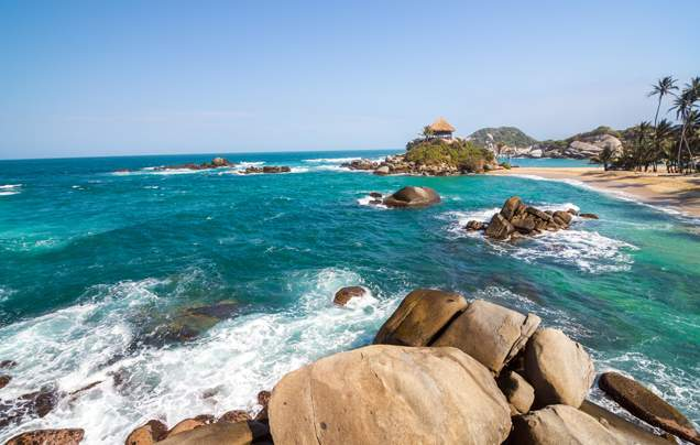 DAY 11: TAYRONA NATIONAL NATURAL PARK