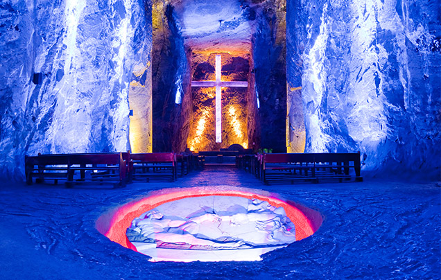DAY 3: SALT CATHEDRAL