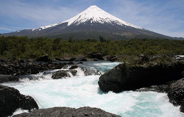 DAY 9: VOLCAN OSORNO