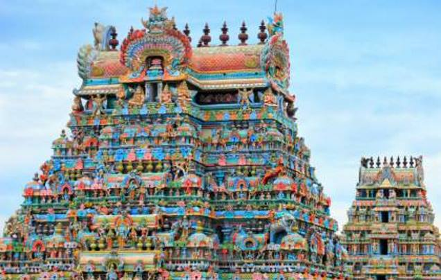 Day 5: Trichy's Temple