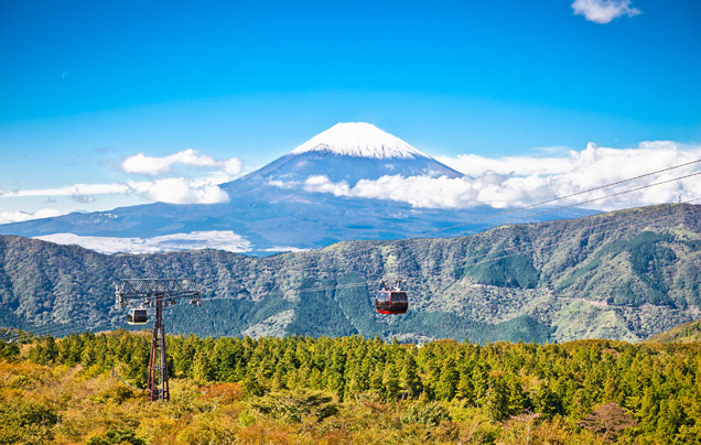 Day 14: Explore Hakone