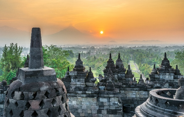 Day 6: Borobudur Sunrise