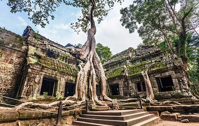 Day 12: Explore Angkor
