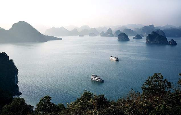 Day 3: Halong Bay