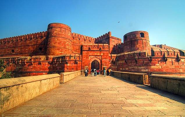 DAY 11: AGRA FORT