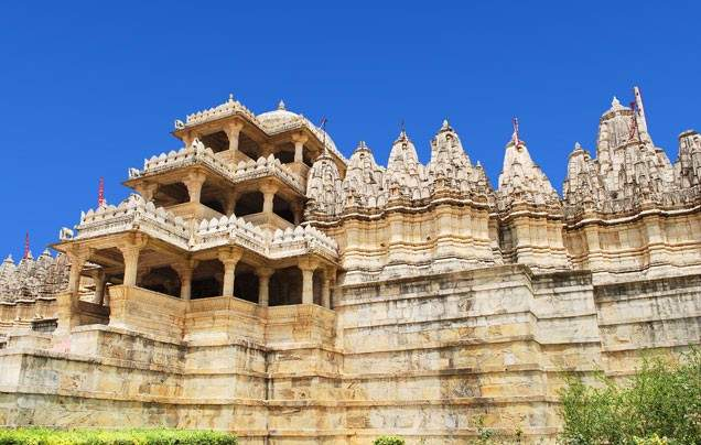 DAY 8: TEMPLES OF RANAKPUR