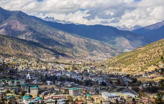 Day 4: THIMPHU