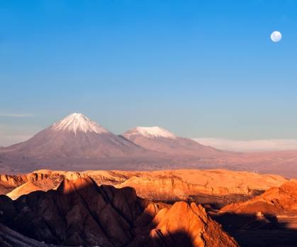 Eclipse and Atacama Tour