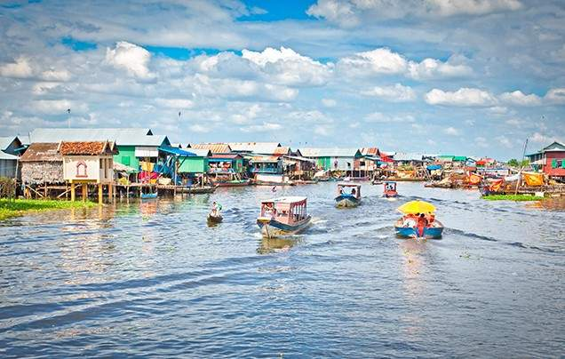 DAY 18 TONLE SAP LAKE