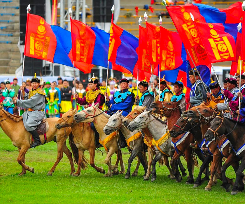 Mongolia and Naadam Highlights tour
