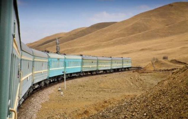 Day 3: Trans Mongolian Railway Overnight Sleeper Train