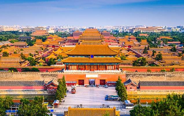 DAY 3: EXPLORE THE FORBIDDEN CITY