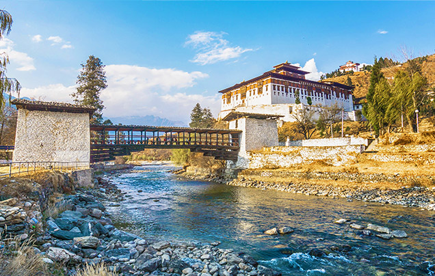 Day 10: Travel to Paro