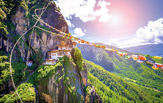 Day 11: Tiger's Nest Monastery
