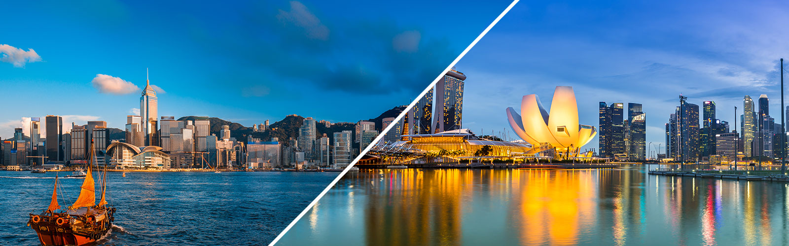Stopover Free in Singapore OR Hong Kong