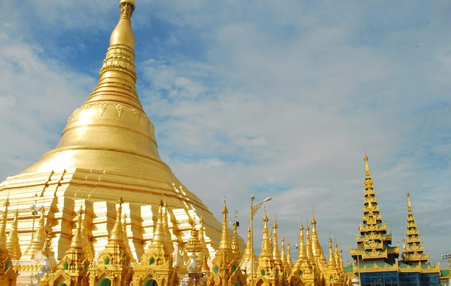 Day 2: Explore Yangon