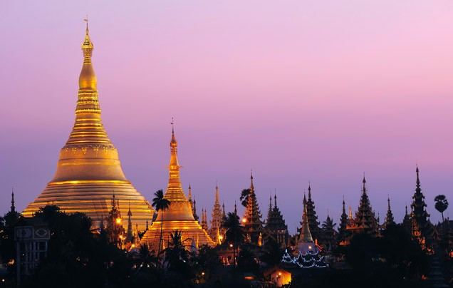 DAY 2: DISCOVER YANGON