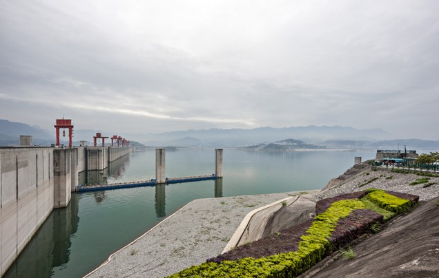 Day 13: Three Gorges Dam Project