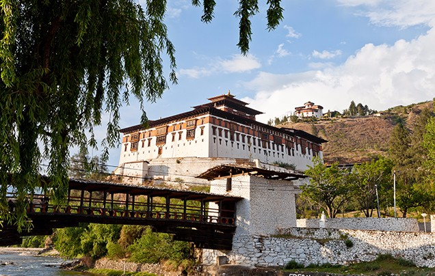 Day 3: Thimphu to Paro