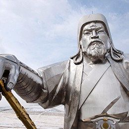 Legends of Genghis tour