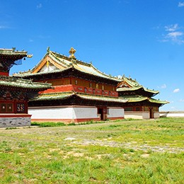 Mongolia and the Naadam Festival